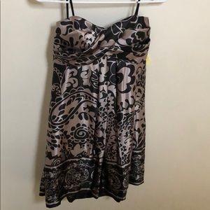 Xscape strapless formal dress